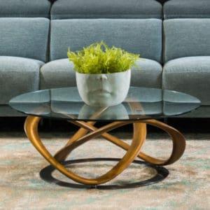 שולחן סלון ORCHID